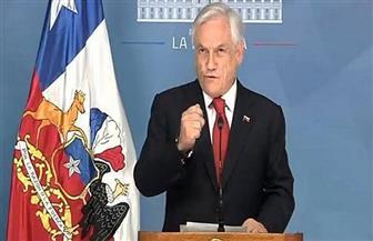 """رئيس تشيلي تعليقا على الاحتجاجات العنيفة: """"نحن في حرب"""""""