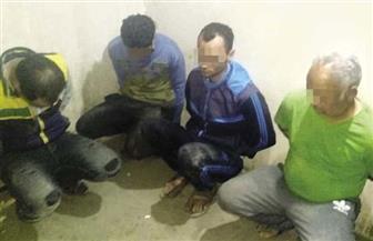 ضبط 19 متهما بالبلطجة والسرقة بالإكراه خلال 48 ساعة