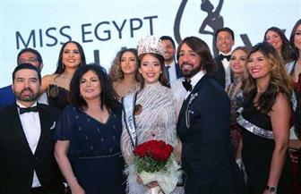 نرمين الفقي ونسرين طافش تشيدان بمسابقة ملكة جمال مصر الكون 2019| صور
