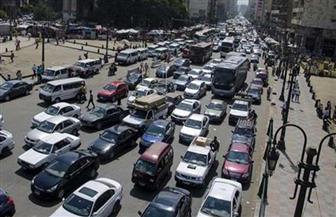 «مرور القاهرة».. كثافات بشارع رمسيس وتعطل أتوبيس نقل ركاب بصلاح سالم