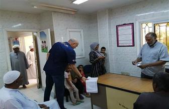 رئيس مدينة الطود يتابع تسجيل المواطنين بمنظومة التأمين الصحي الشامل الجديد | صور