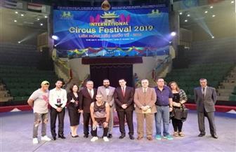 """السيرك القومي المصري يشارك في مهرجان """"هانوي الدولي"""""""