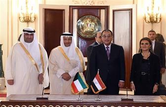شهدها رئيسا وزراء البلدين.. تفاصيل اتفاقيات التعاون بين مصر والكويت | صور