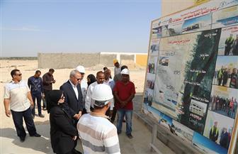 محافظ قنا: الانتهاء من تنفيذ 95% من مشروع الصرف بنقادة | صور