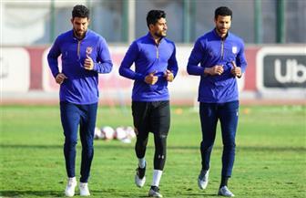 فقرة جديدة لتدريب حراس مرمى الأهلي.. وغياب حسام عاشور