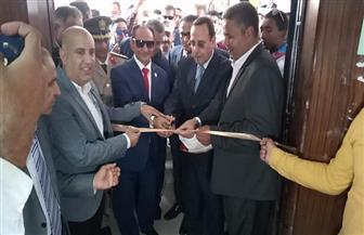محافظ شمال سيناء يفتتح معرضا للسلع المعمرة بجامعة العريش | صور