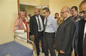 رحمي: افتتاح ثلاثة مشروعات كبرى بالمستشفى التعليمي بجامعة قناة السويس غدا