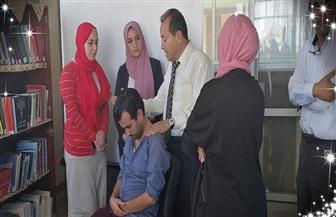 ورشة عمل لتطبيق وسائل حديثة في العلاج الطبيعي اليدوى بشمال سيناء | صور