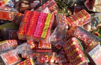ضبط 15 طن حلوى مولد غير صالحة بالقليوبية