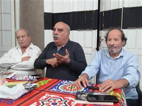 الكفراوي عن تجربة محمود الورداني: خمسون عاما من مطاردة الكتابة الجادة | صور