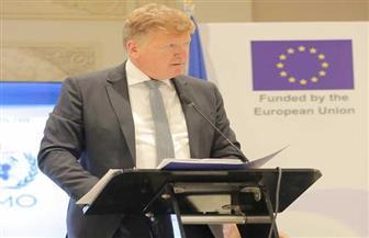 """""""الاتحاد الأوروبي"""": ندعم مصر في احتياجاتها المائية وعلى استعداد للوساطة في أزمة سد النهضة"""
