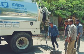 رئيس جهاز الشروق: رفع حالة الاستعداد لمجابهة الأمطار بالمدينة | صور