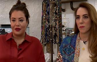 ديما وتانيا نوبر.. شقيقتان لبنانيتان تقتحمان عالم تصميم المجوهرات   فيديو
