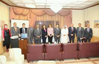 سفارة مصربالكويت تنظم ندوة بعنوان «الجيش عماد الدولة المصرية عبر العصور» | صور