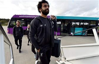 بعثة ليفربول تصل إلى بلجيكا استعدادا لمواجهة جينك بدوري الأبطال   صور
