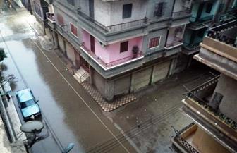 محافظ الشرقية يعلن رفع درجة الاستعداد القصوى وشفط الأمطار من الشوارع والميادين