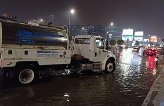 جهاز القاهرة الجديدة يعلن حالة الطوارئ لمدة 72 ساعة | صور