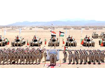 """مصر والأردن تنفذان التدريب المشترك """"العقبة -5"""" بمشاركة القوات البرية والبحرية والخاصة"""