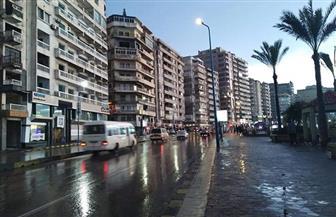 """قبل """"الفيضة الصغرى"""".. طقس سيئ وانخفاض كبير في الحرارة بالإسكندرية"""