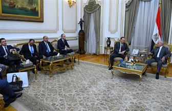 """""""مصر"""" و""""بيلا روسيا"""" تبحثان أطر التعاون في التصنيع العسكري والمدني"""