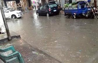 """""""الأرصاد"""" تبرئ نفسها من غرق الشوارع: أصدرنا بيانا تحذيريا قبل هطول الأمطار.. وأرسلناه للجهات المعنية"""