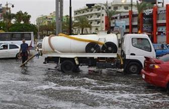 التنمية المحلية: دفعنا بـ80 عربة لشفط مياه السيول أمس