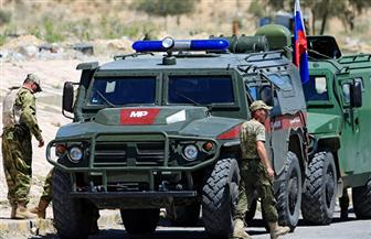 الشرطة العسكرية الروسية تصل إلى كوباني في سوريا