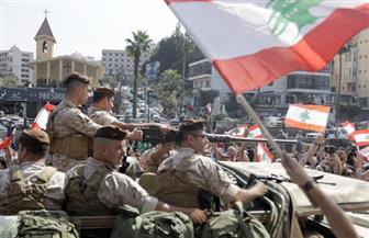 الجيش اللبناني: ملتزمون بحماية حرية التعبير والتظاهر بعيدا عن إقفال الطرق