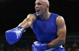 عبدالرحمن عرابي يفوز بفضية الملاكمة بالألعاب العسكرية العالمية بالصين