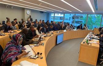 ماعت: المجتمع المدني شريك البنك الدولي في وضع خطط دعم الدول محل النزاع  | صور