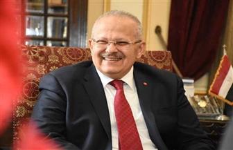 """""""الخشت"""": طاقم هندسي وفني وأمني للمتابعة الميدانية بمباني جامعة القاهرة"""