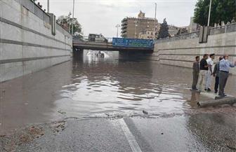 طوارئ بالتنمية المحلية لمتابعة سوء الأحوال الجوية وسقوط الأمطار | صور