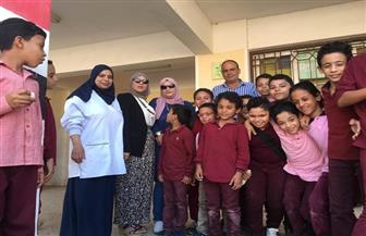 علاج 13443 مواطنا في حملة القضاء على البلهارسيا بدمياط | صور