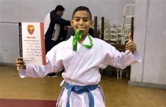 فضية وبرونزية لمصر في أول أيام بطولة العالم للكاراتيه للناشئين