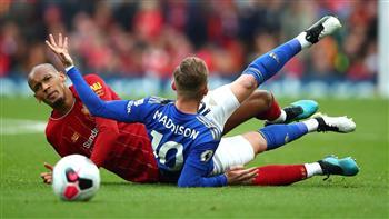 ليستر يشدد الخناق على ليفربول وسيتي في الدوري الإنجليزي