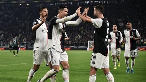 يوفنتوس يسقط أودينيزي برباعية ويتأهل لربع نهائي كأس إيطاليا