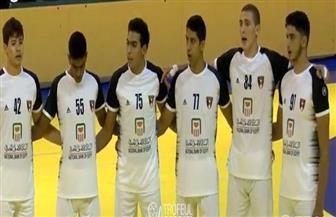 منتخب كرة اليد للناشئين يفوز على تركيا بالدورة الدولية الودية برومانيا