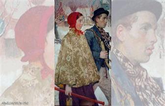 """""""مكتب التحقيقات الفيدرالي"""" يستعيد لوحة سرقها نازيون من متحف في نيويورك"""
