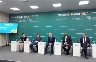 المنتدى الروسي الإفريقي: 17% زيادة فى التبادل التجاري بين مصر وروسيا.. وآليات جديدة لتقليل مخاطر التجارة