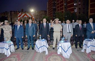 محافظ أسيوط يشهد احتفالية نادي هيئة تدريس جامعة الأزهر بيوم الوفاء | صور