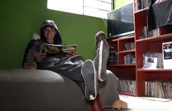 في بيرو.. رجل يشارك الفئران السكن والمعيشة| فيديو