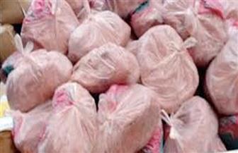 """""""الزراعة"""": ضبط أكثر من 18 طن لحوم ودواجن وأسماك غير صالحة للاستهلاك الآدمي في 20 محافظة"""