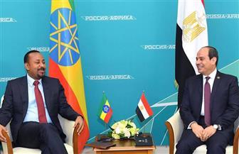 بسام راضي: الرئيس السيسي اتفق مع آبي أحمد على الاستئناف الفوري لأعمال اللجنة البحثية لسد النهضة