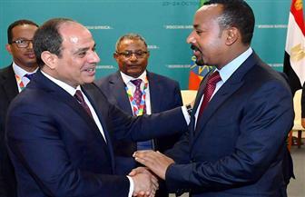 تناولت تطورات سد النهضة.. تفاصيل لقاء الرئيس السيسي ورئيس الوزراء الإثيوبي | صور