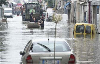 وفاة 3 أشخاص وانهيار سكك حديدية بسبب الأمطار والسيول جنوب فرنسا