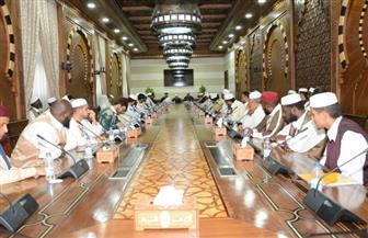 أئمة ليبيا في زيارة لهيئة كبار العلماء | صور
