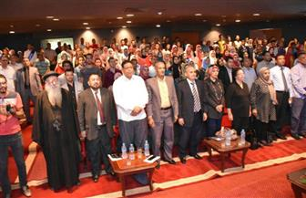 جامعة الأقصر تنظم احتفالية بمناسبة ذكرى انتصار أكتوبر | صور