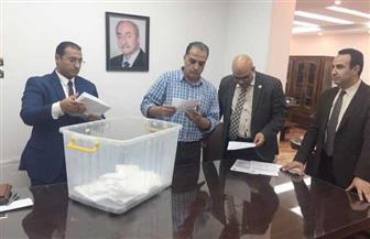 المخرج عمر عبد العزيز يفوز في انتخابات اتحاد النقابات الفنية | صور