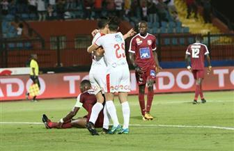 الزمالك يفوز على جينيراسيون ويخطف بطاقة التأهل الأخيرة لمجموعات دوري أبطال إفريقيا   صور