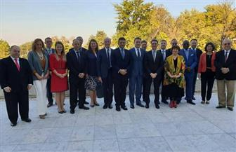 انتخاب سفير مصر في صربيا رئيسا للبعثات الدبلوماسية في المنظمة الفرانكفونية ببلجراد